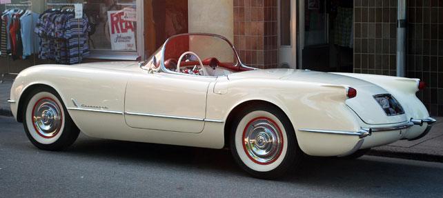 corvette-white-beautiful-profile