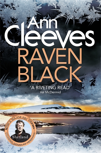 svart som natten _ ann cleeves_ raven black